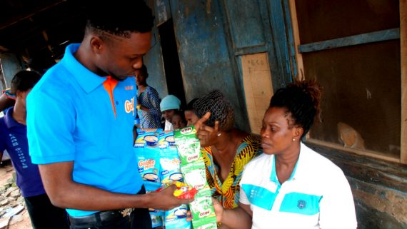 Nestle Nigeria – PPP Distribution in White Spots