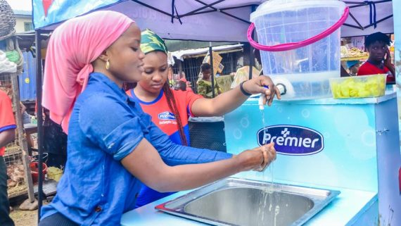 Premier Hygiene Bar & Antiseptic Liquid Distribution Drive